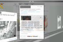 Enaltecimiento de terrorismo en redes sociales / La Guardia Civil detiene a 10 personas por el uso de las redes sociales para el enaltecimiento del terrorismo … PRESENTE Y FUTURO DEL DELITO DE ENALTECIMIENTO Y JUSTIFICACIÓN DEL TERRORISMO http://wp.me/p2n0XE-3N8 vía @juliansafety #segupricat http://wp.me/p2n0XE-3N3   #segurpricat #seguridad