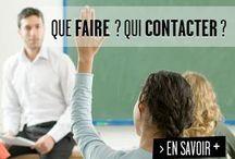 Que faire contre le harcélement à l'école ? / Propositions de pistes, de solutions pour lutter contre le harcèlement