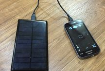 Portable Solar Mobile Charger @Stepin Adventure