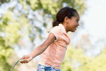 Outdoor play activities for kids