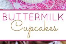 Cupcakes, malé moučníky