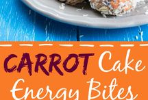 Energy Bites / Delicious energy balls and bites. Great for a quick healthy snack.