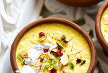 Indian sweet dishes