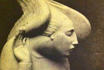 sculpture / szobor