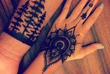 Henna Men