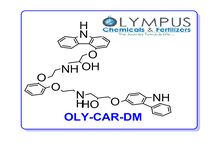 Carvedilol Impurity / Carvedilol Impurities and its products are provided by Olympus Chemical & Fertilizers which is professional impurity manufacturer and supplier. We provide you with wide variety of products of Carvedilol impurities.
