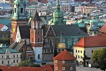 mój Kraków dawniej i dziś