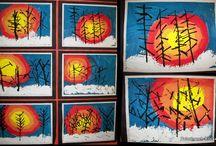 Art Club Projects