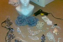 Goddess Costume / I want to make a fantastic headdress for Halloween. These pins inspire me.