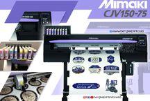 Jual Mesin PRINT And CUT Mimaki CJV150-75