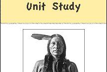 Native Americans / by Wendy Woerner @ wendywoerner.com