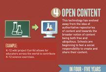 Infographics over leren & werken