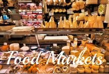 World Food Markets / A collection of the best world market photography from around the web.
