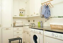Laundry Rooms / by Katie Davenport