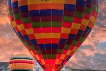 Hot Air Balloons / by Brenda Frazier