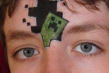 Facepaint - Minecraft