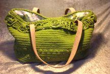 Crochet / Summer bag hand made, order to: ponto100no.crochet@gmail.com