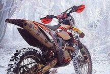 KTM / Motoren Enduro Off Road