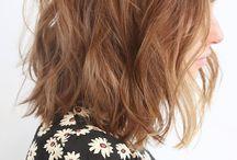 ♥hiukset♥ / Hair hair hair and more hair. Colours and tips☆