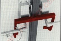 Door Security Latches / Made from mar-proof rubber coated steel, Security Latch is designed to eliminate chain locking exits.   Prevent break ins and burglaries by using the Security Latch. It is the best solution for reinforcing your door ways.No need for chains and padlocks on your doors. The door latches can be used in a wide array of settings including school, facility, factory, office, store or any other building with a panic door. http://www.rbadoor.com/door-hardware/security-door-hardware.html