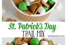 St. Patrick's Day food and fun!