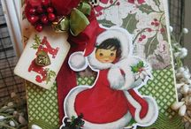 Cards: Christmas / by Hope Brookins