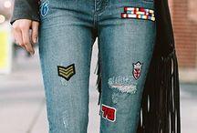 Illustrator jeans