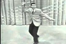 Dances of the 60's / Did you ever shake a tail feather doing one of these amazing moves???