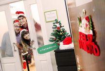 La Navidad llega a eltenedor!! / ¡Desde eltenedor queremos desearos unas felices y gastronómicas fiestas de Navidad!