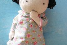 Dolls / by Donna Flower Vintage