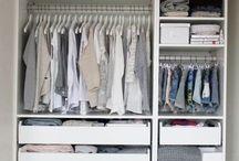 Wardrobe organization