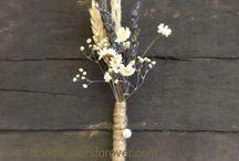 flori in piept