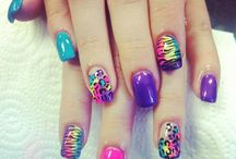 AWESOME NAILS  / by Gabrielle Adkins