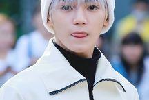 "Taeyong <3 :""v y nct / No pss xq se tiene q parecer tanto a mi beio Jae :'v9"