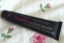 AmazingConcealer / AmazingConcealer has a complexion-perfection, highly-pigmented formula that gives a natural-looking finish and full coverage for everything from dark circles to blemishes. The only concealer you will ever need!