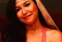 Naya Rivera / Santana Lopez