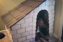 Dog House Brick