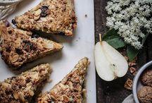 scones, biscuits and crackers