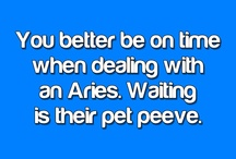 Proud to be an Aries