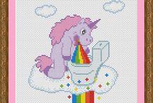 unicorn womit