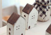 Häuschen ... little houses