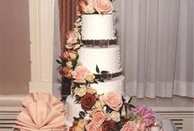 Wedding Cake Ideas / Beautiful cake creations for your wedding day