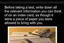 Lekser / homework