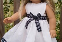 american doll clothes / by jennifer gray