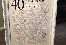 40-45 birthday