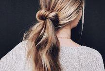 Hair// / [ Hair ] [ messy buns ]