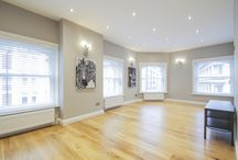 The West End Penthouse / Open plan office converted to 2 Bedroom modern partment