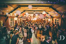 Paper Lanterns / Paper Lanterns are a really popular way of decorating a venue.