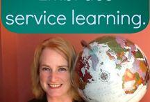 Spanish & Illinois blog / Helpful posts from my blog. Topics cover teaching Spanish, community service learning, business Spanish, social entrepreneurship and career advice for language students.  http://spanishandillinois.blogspot.com/