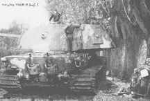 Ian-German Armour WW2